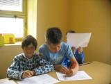 děti v knihovně 2010